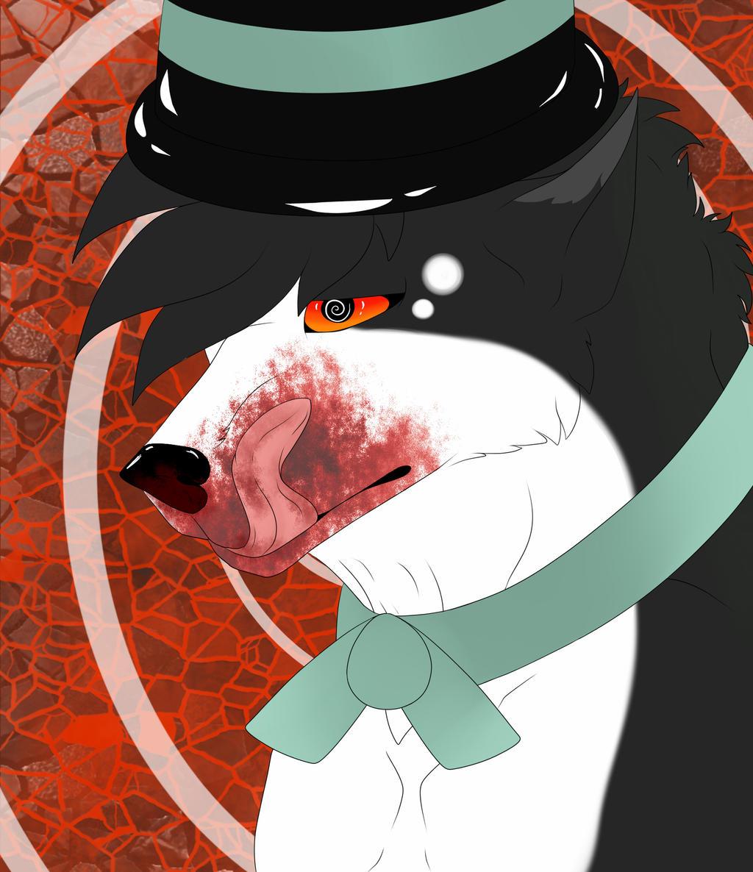 Ych frizzykitty by Redwolfless