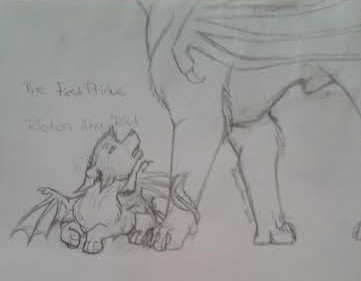 Baby Rioton by Redwolfless