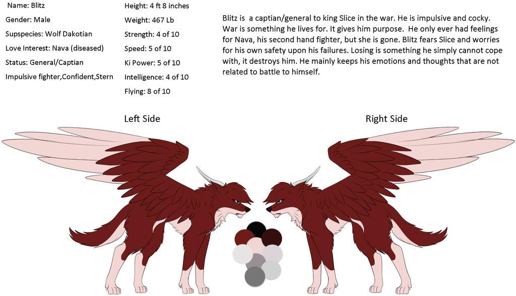 Blitz Ref by Redwolfless