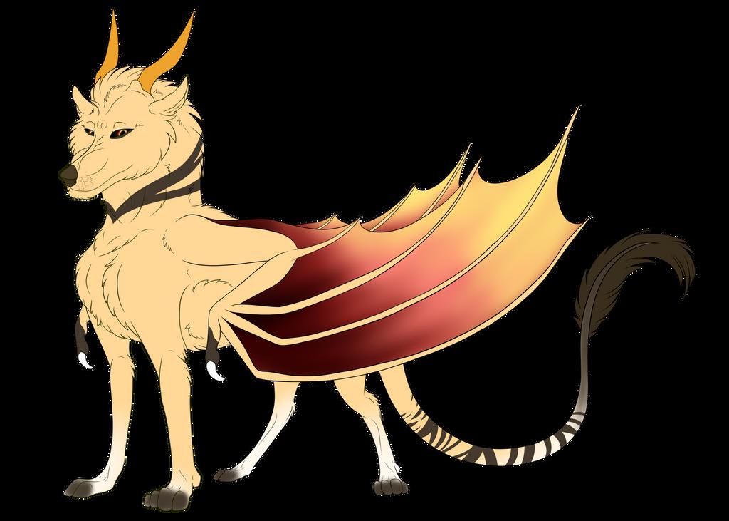 Golden Horn ref 2018 by Redwolfless