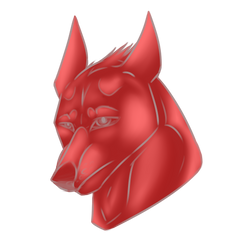 Just some coloring practice by Redwolfless