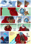 Wrex's Blue Charge