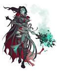 Justina Crowley, Ghostslayer