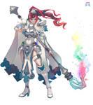 Lady Cerise Beliskar, Paladin of Shelyn