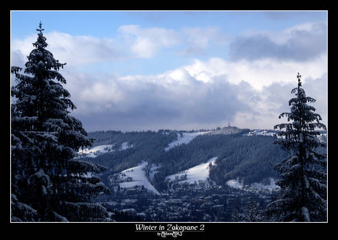 Winter in Zakopane 02