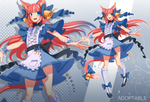 Bluebell ~ Adopt auction #20 [OPEN] by Flessia