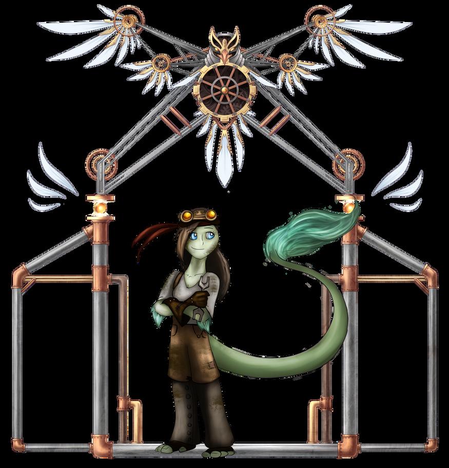 Mio Cofresi by Myth-Dragon