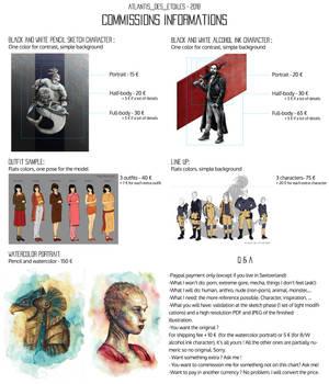 +Comission Info+