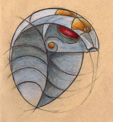 Jaffa helmet-art nouveau by atlantisdesetoiles