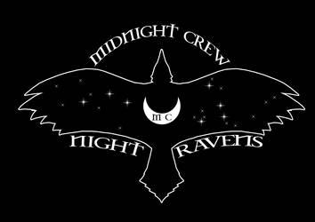+Comission+ Night Ravens patch by atlantisdesetoiles