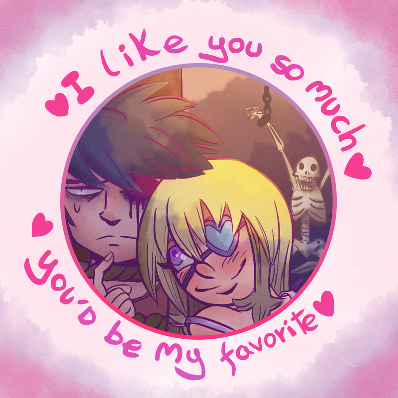 Valentine's Day Card by Raki-Saeki