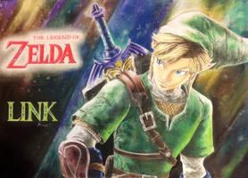 Link - The Legend Of Zelda