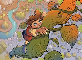 beanstalk cover by Jovan-Ukropina