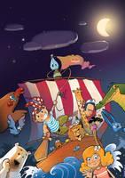 imagine cover page 1 by Jovan-Ukropina