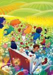 children book cover 7 by Jovan-Ukropina