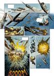 Air battle page by Jovan-Ukropina