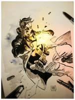 The Punisher by Jovan-Ukropina