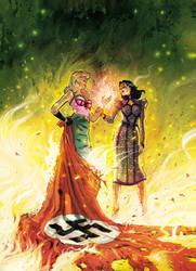 V GIRLS 2- cover illustration by Jovan-Ukropina