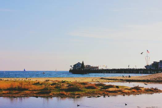 Santa Barbara Pier