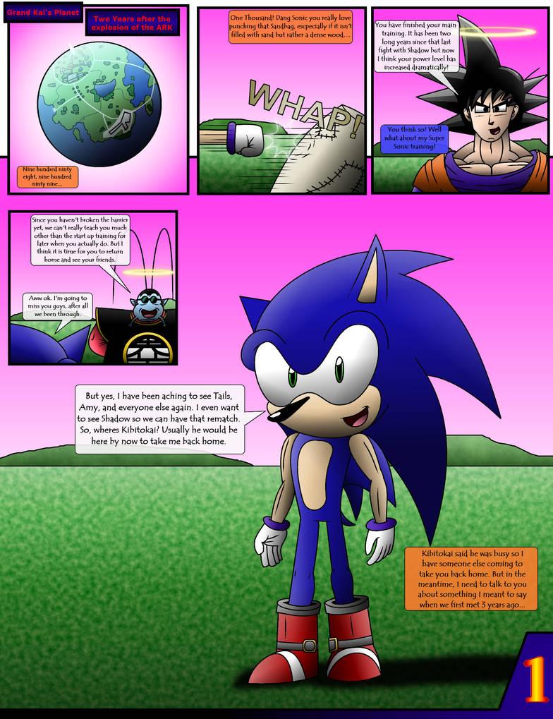 Sonic The Hedgehog Z 6 Pg 1 Jan 2014 By Cci545 On Deviantart