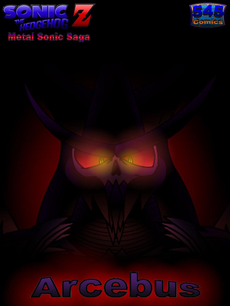 Sonic Z: Arcebus (Season 2 [Flashback]) by CCI545