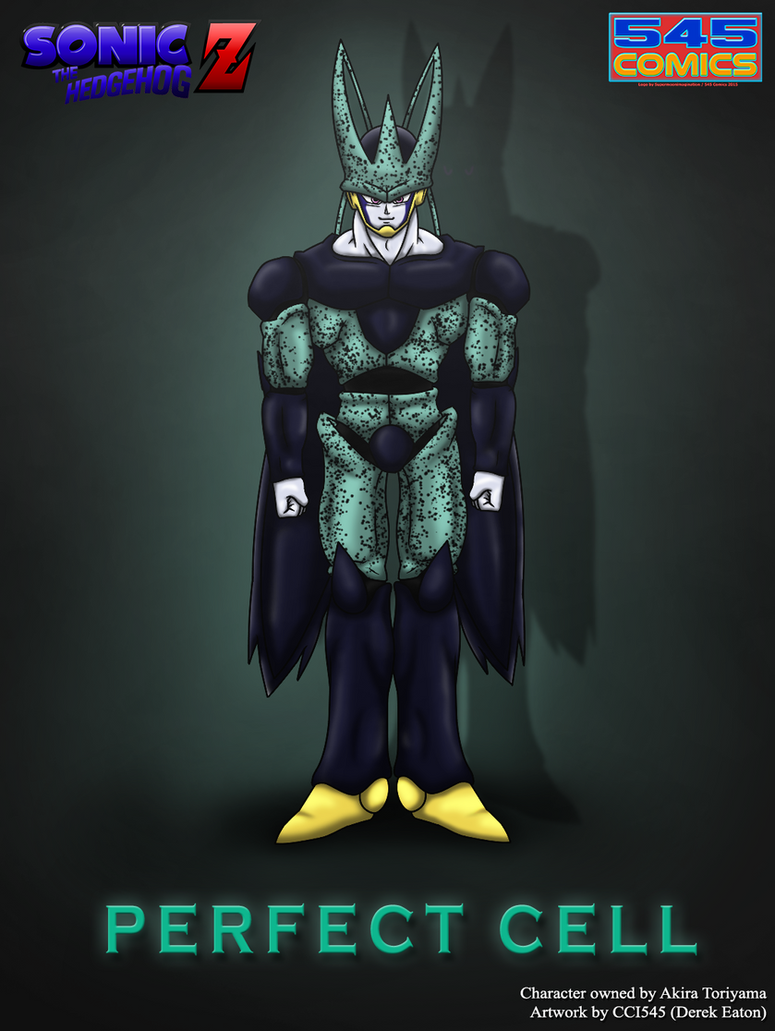 Sonic Z: Perfect Cell (Season 3) by CCI545