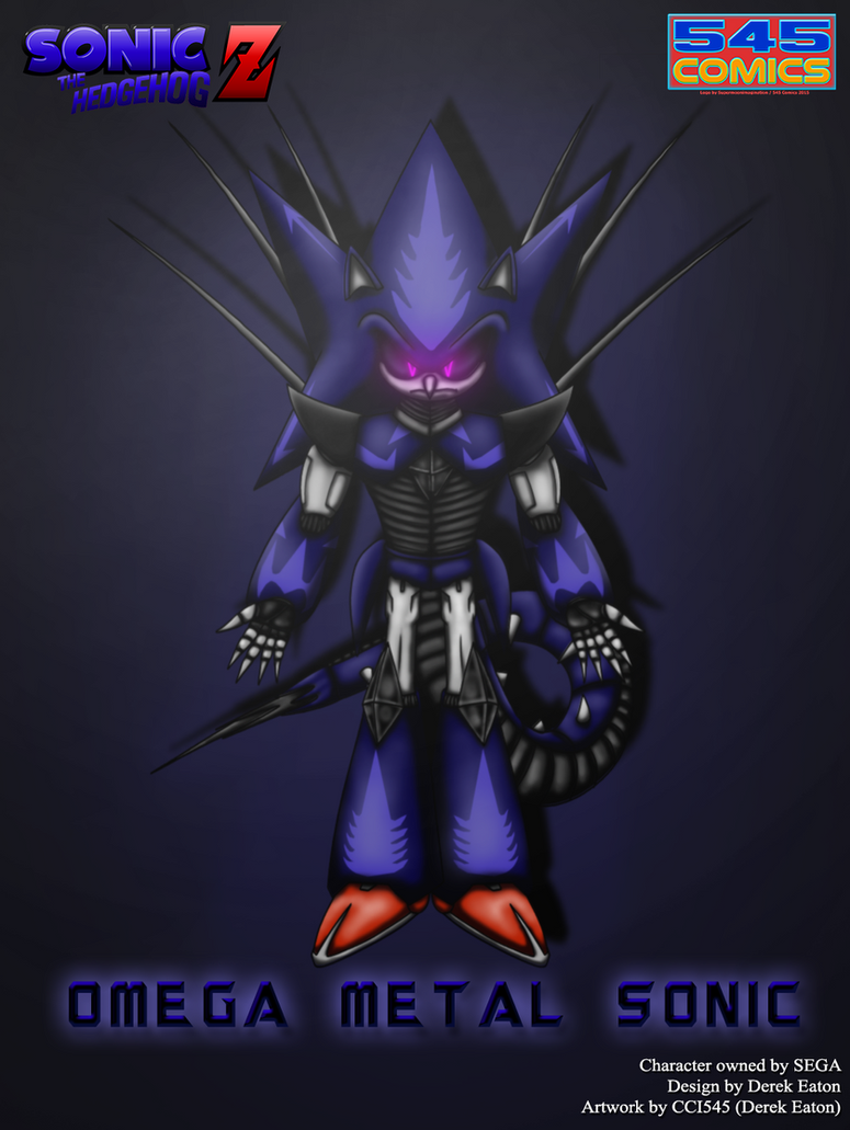 Sonic Z: Omega Metal Sonic (Season 3) by CCI545