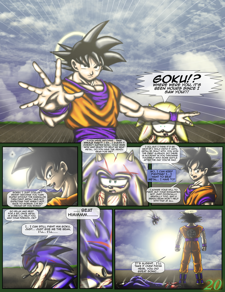 Sonic the Hedgehog Z #15 Pg. 20 January 2017 by CCI545 on ...