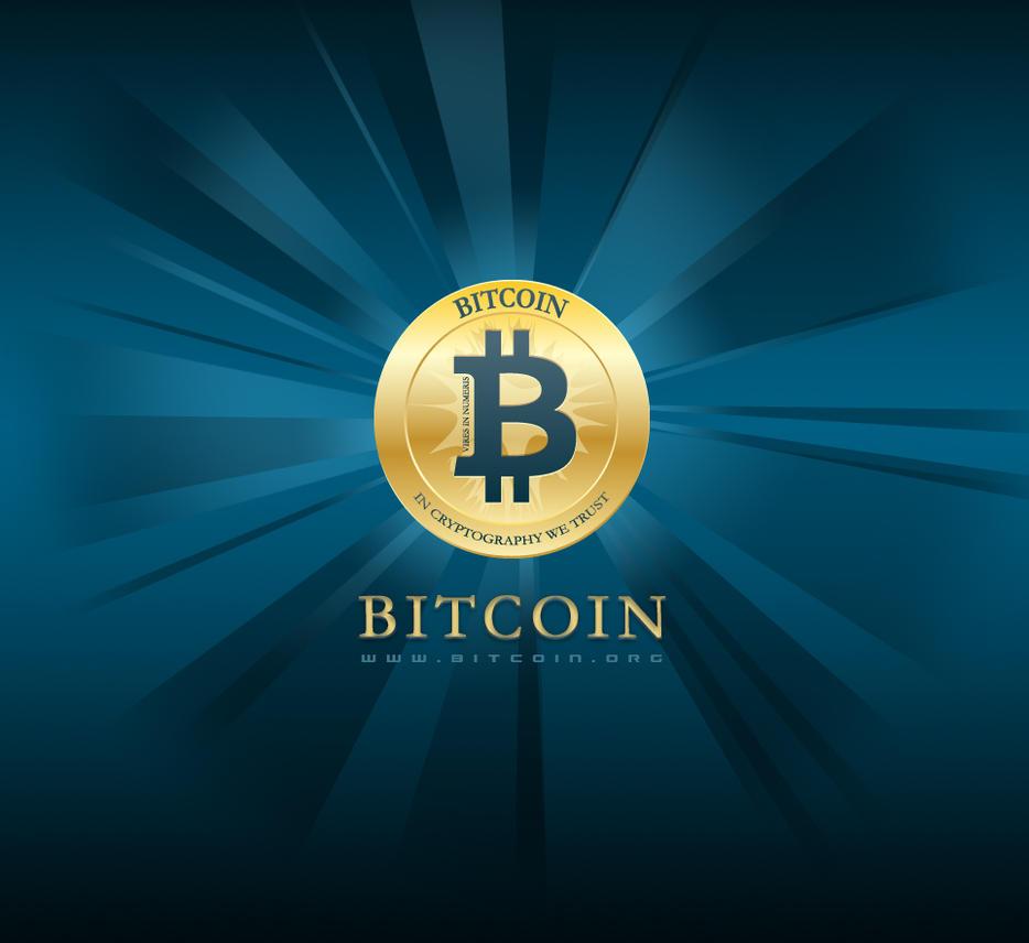 Bitcoin Logo Bitcoin Logo Flat Coin Star bl
