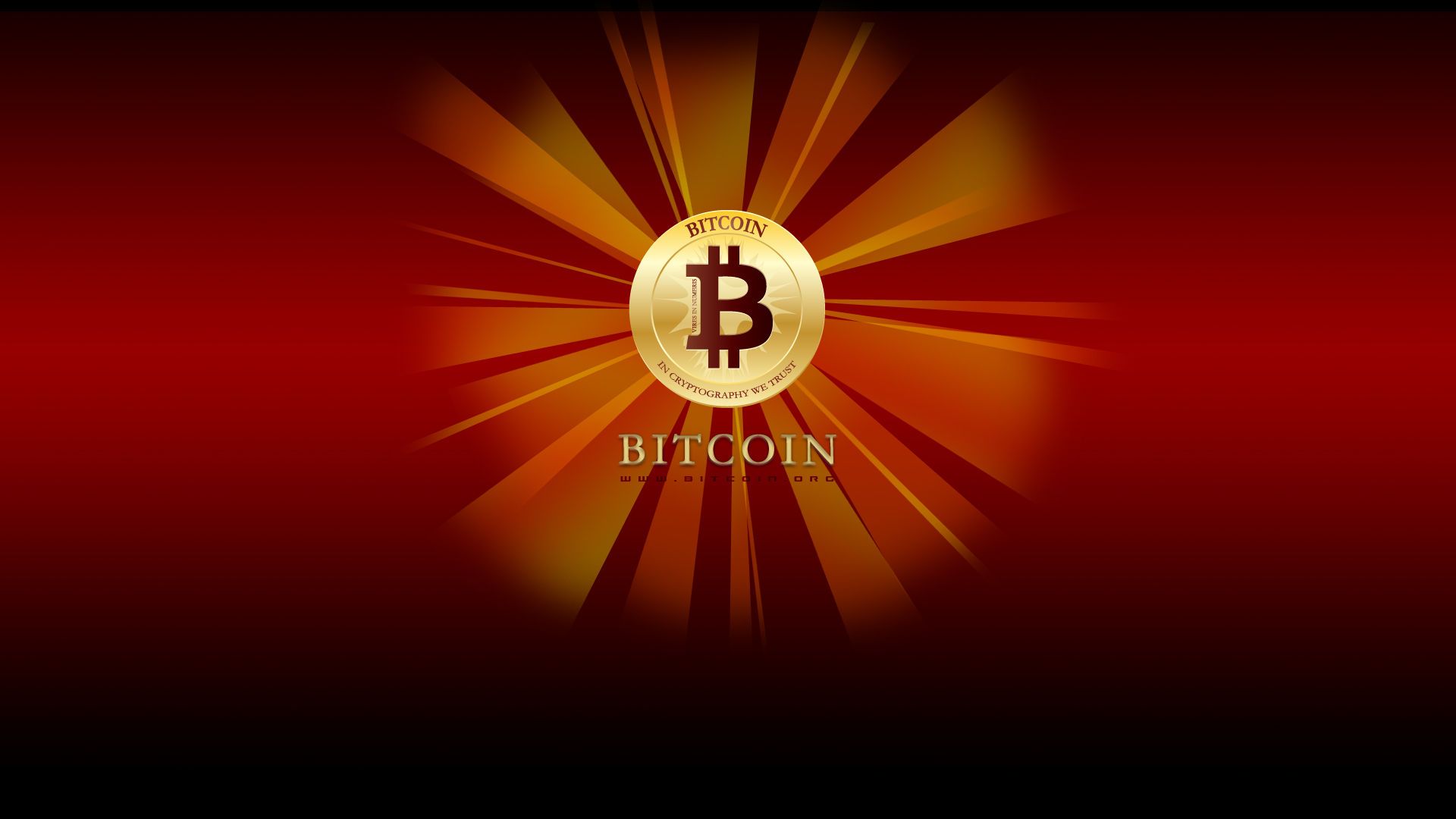 Bitcoin Logo Flat Coin Star RD by carbonism on DeviantArt