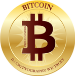 Bitcoin Flat Red