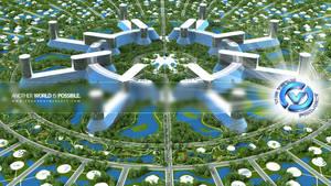 The Venus Project Circular City 3