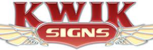 Kwik Signs Logo