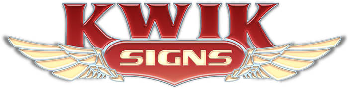 Kwik Signs Logo by carbonism