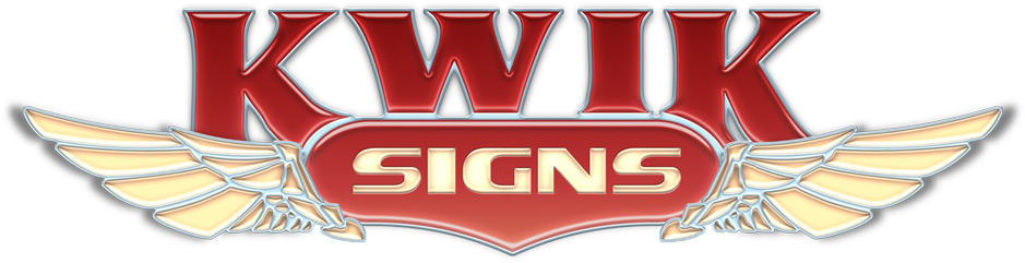 Kwik Signs Logo
