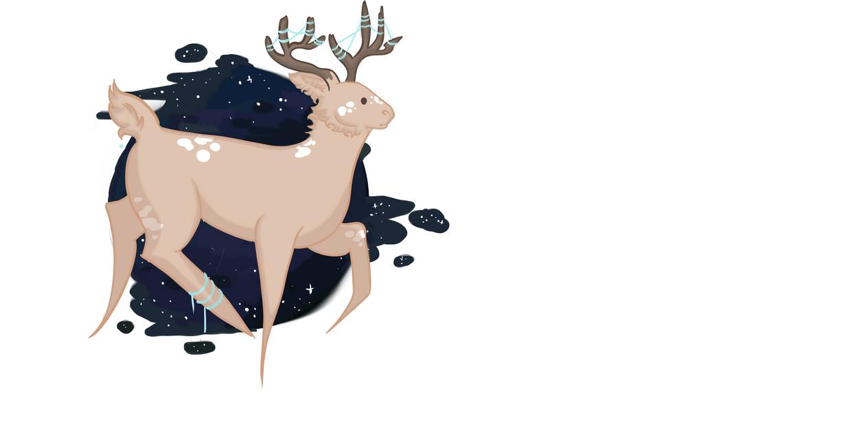 lil deer by 0inca0art0