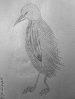 Sullen Bird