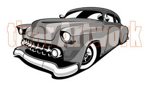 flying Piston Garage Car