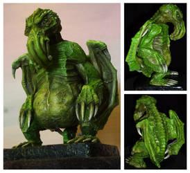 Cthulhu Sculpture