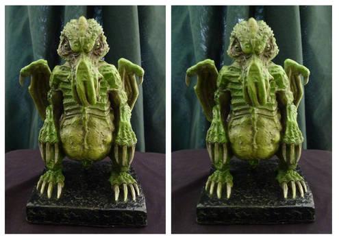 Cthulhu - Lovecraft3D