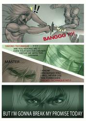 The Lost Legend page 2 by seehau
