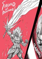The Lost Legend page 11 by seehau