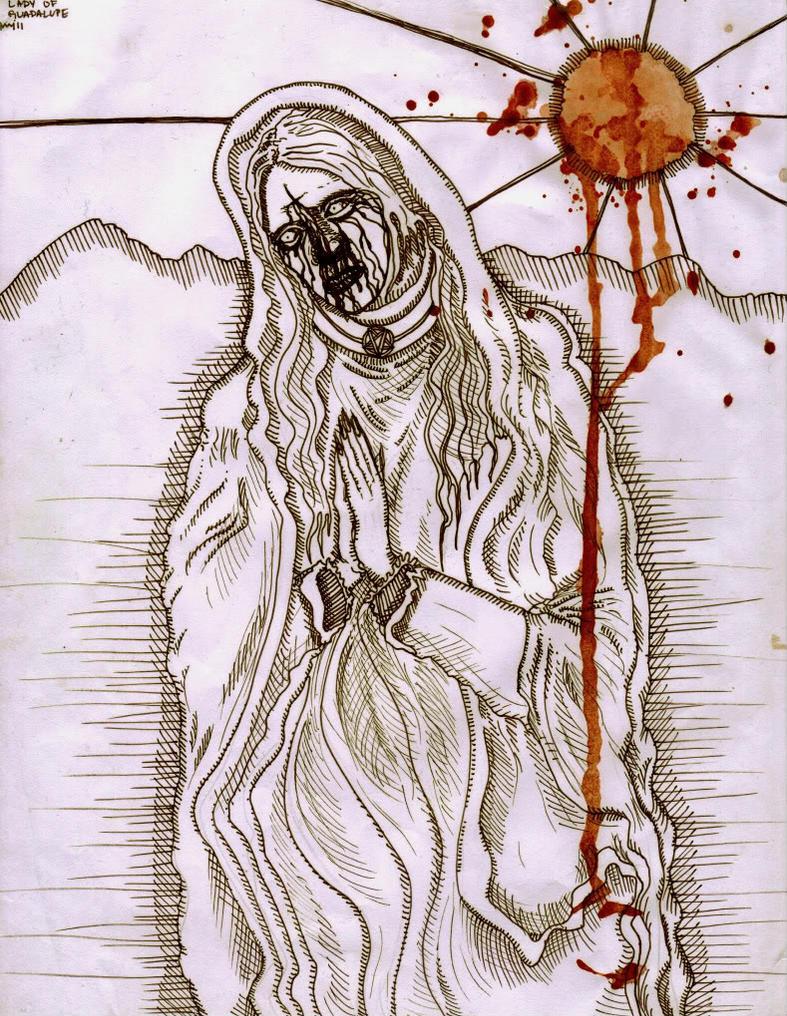 Mother Mary by kosmiske