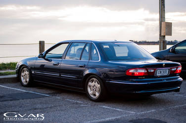 My 97 Limited Edition NL Fairlane 'CONCORDE'