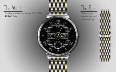 Deco Watch