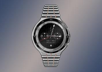 Dive Master Continental - Watch Design