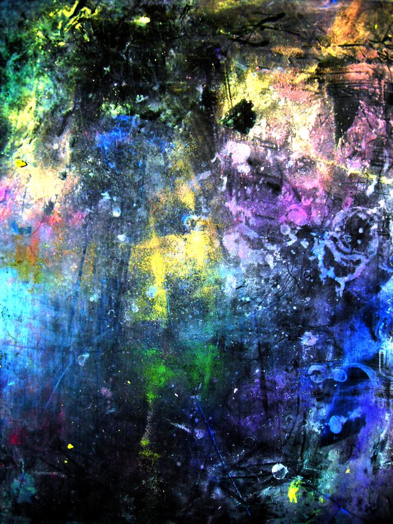 Coruscate [Backlit Taiwanese Chalk] by AtDistance