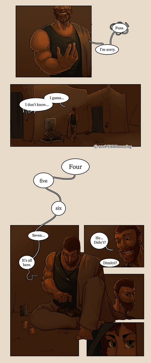 Looking for Oasis - Zilth - page 4