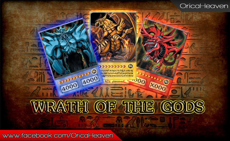 how to use the egyptian god cards