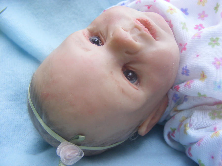 "Annalisa, 12"" baby girl ooak by zoux-art"